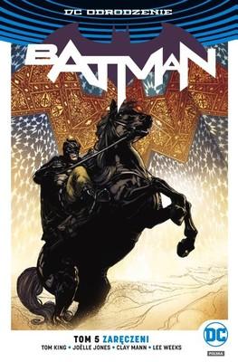 Tom King - Zaręczyny. Batman. Tom 5