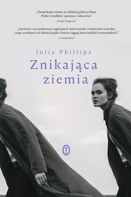 Julia Phillips - Znikająca ziemia