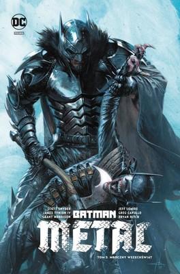 Mroczny wczechświat. Batman Metal. Tom 3
