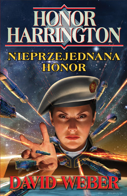 David Weber - Nieprzejednana Honor. Honor Harrington