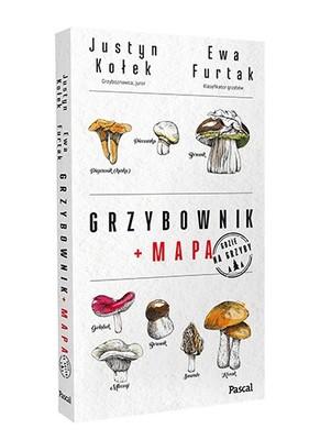 Justyn Kołek, Ewa Furtak - Grzybownik + mapa