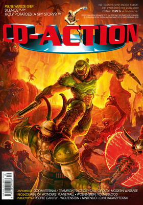 CD-Action 10/2019