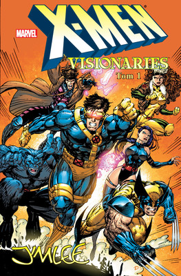 Chris Claremont, Ann Nocenti - Visionaries. X-Men. Tom 1