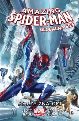 Dan Slott, Christos Gage - Starzy znajomi. Globalna sieć. Amazing Spider-Man. Tom 4