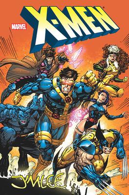 Jeff Lemire - Upadek królestw. Extraordinary X-Men. Tom 3