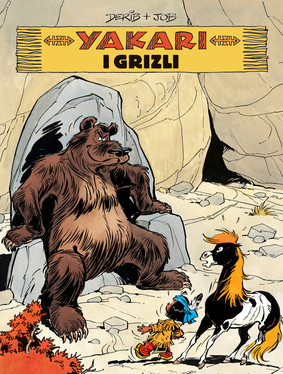 Job - Yakari i grizli. Tom 5
