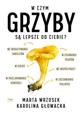 Marta Wrzosek, Karolina Głowacka - W czym grzyby są lepsze od ciebie?