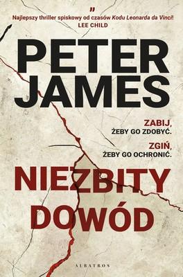 Peter James - Niezbity dowód