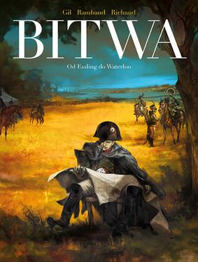 Patrick Rambaud, Frederic Richaud - Bitwa. Plansze Europy