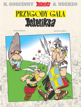 René Goscinny - Przygody Gala Asteriksa. Wydanie jubileuszowe