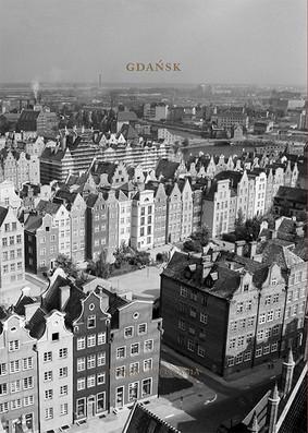 Przemysław Staroń - Gdańsk. Książka do pisania