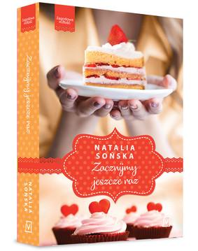 Natalia Sońska - Zacznijmy jeszcze raz. Jagodowa miłość. Tom 3