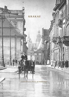 Tomasz Fiałkowski, Elżbieta Jogałła - Krakau. Ein Buch zum Schreiben