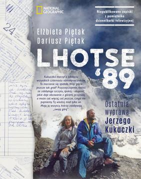 Elżbieta Piętak, Dariusz Piętak - Lhotse'89. Ostatnia wyprawa Jerzego Kukuczki