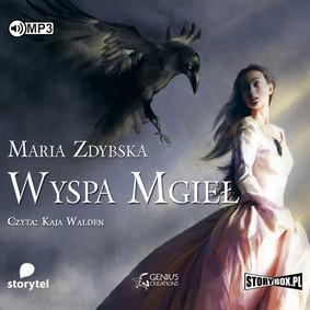 Maria Zdybska - Wyspa mgieł. Krucze serce. Tom 1