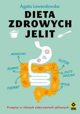 Agata Lewandowska - Dieta zdrowych jelit