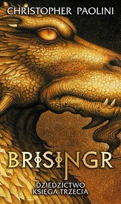 Christopher Paolini - Brisingr. Dziedzictwo. Księga trzecia