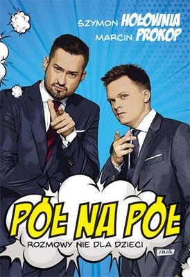 Szymon Hołownia, Marcin Prokop - Pół na pół. Rozmowy nie dla dzieci