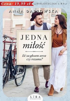 Anna Dąbrowska - Jedna miłość