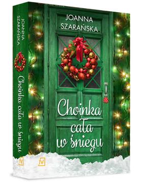Joanna Szarańska - Choinka cała w śniegu