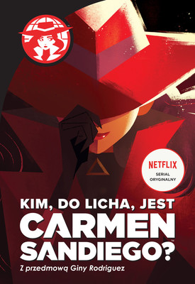 Rebecca Tinke - Kim, do licha, jest Carmen Sandiego?