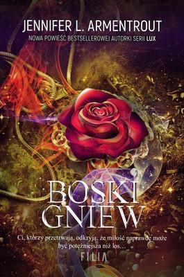 Jennifer Armentrout - Boski gniew. Covenant. Tom 3
