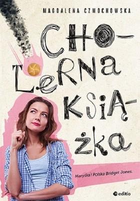 Magdalena Czmochowska - Cholerna książka