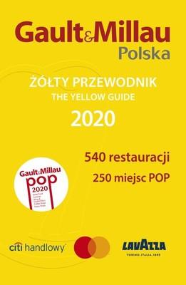 Żółty Przewodnik Gault&Millau Polska 2020