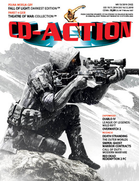 CD-Action 13/2019