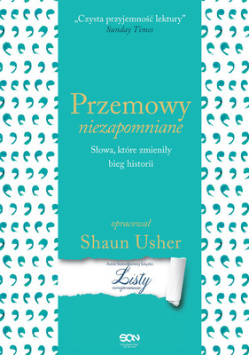 Shaun Usher - Przemowy niezapomniane / Shaun Usher - Speeches Of Note