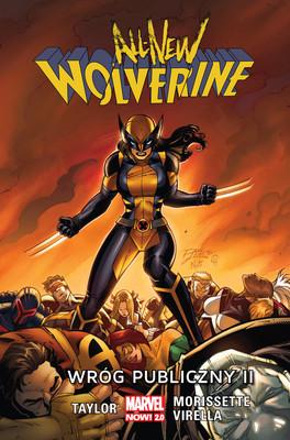 Tom Taylor - Wróg publiczny 2. All-New Wolverine. Tom 3