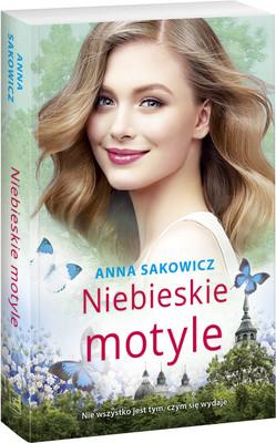 Anna Sakowicz - Niebieskie motyle