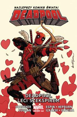 Ian Doescher, Gerry Duggan - Deadpool leci Szekspirem. Deadpool. Tom 7