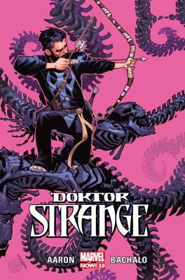Jason Aaron, Chris Bachalo - Doktor Strange. Tom 2