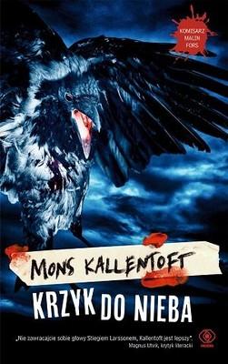 Mons Kallentoft - Krzyk do nieba