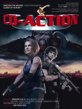 CD-Action 02/2020
