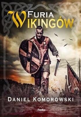 Daniel Komorowski - Furia wikingów