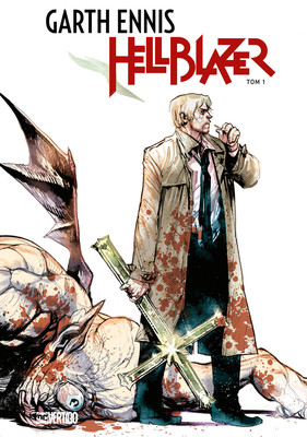 Garth Ennis, William Simpson - Hellblazer. Tom 1