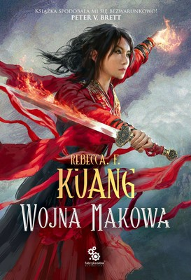Rebeca F. Kuang - Wojna makowa. Tom 1