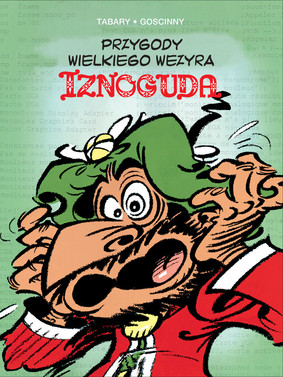 René Goscinny, Jean Tabary - Przygody wielkiego wezyra Iznoguda. Tom 2