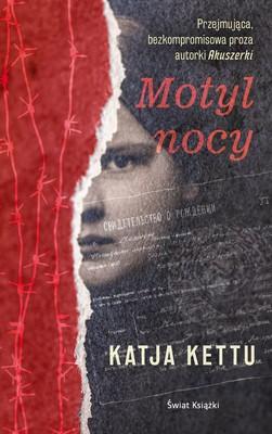 Katja Kettu - Motyl nocy