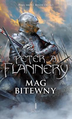 Peter Flannery - Mag bitewny. Księga 1