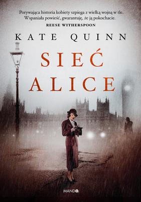 Kate Quinn - Sieć Alice