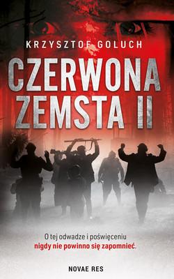 Krzysztof Goluch - Czerwona zemsta. Tom 2