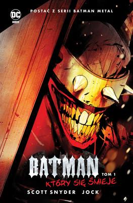 Batman, który się śmieje. Tom 1