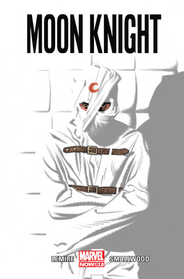 Jeff Lemire, Joey Smallwood - Moon Knight