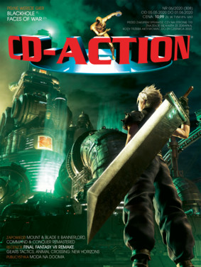 CD-Action 06/2020