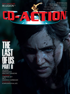 CD-Action 08/2020