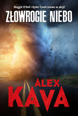 Alex Kava - Złowrogie niebo