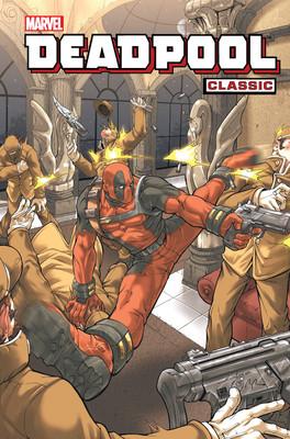 Gail Simone - Deadpool Classic. Tom 9